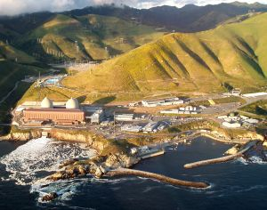 diablo canyon, California  nuclear power plant